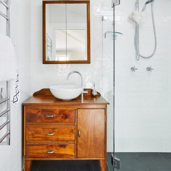 Vintage cupboard vanity - Balmain