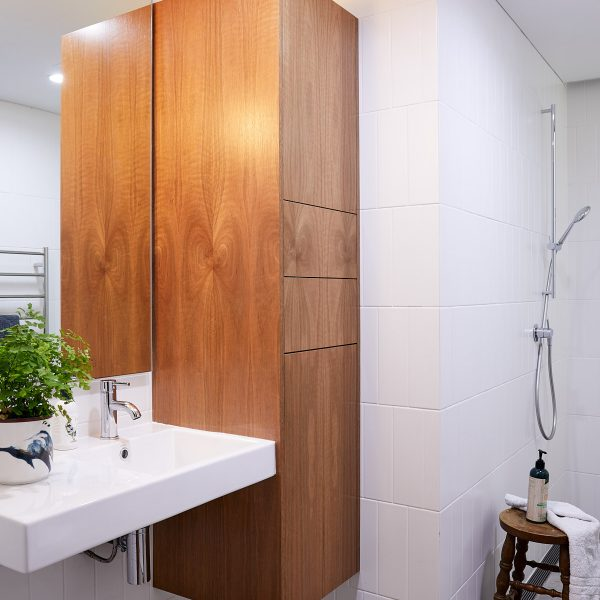 Bathroom joinery - Birchgrove