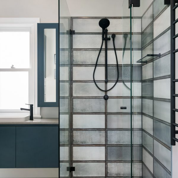 Laundry and bathroom design - Rozelle