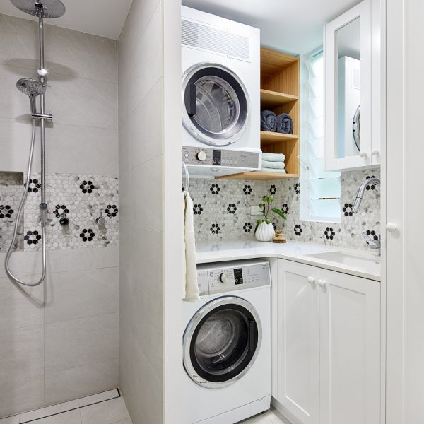 Laundry design - Balmain