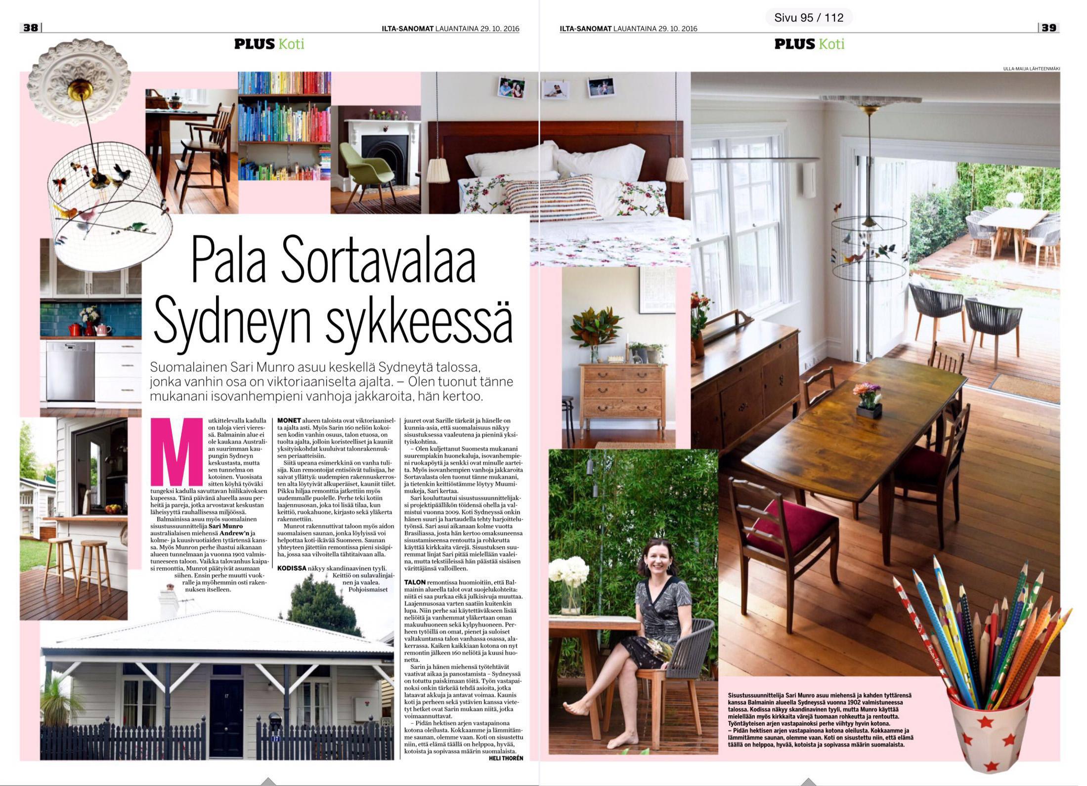 Finnish Interior Designer In Sydney Insidesign Interior
