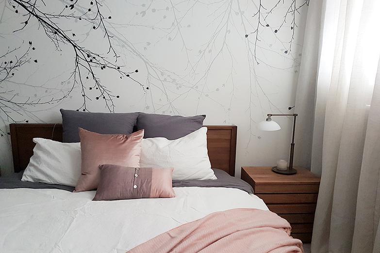 INSIDESIGN portfolio bedroom design