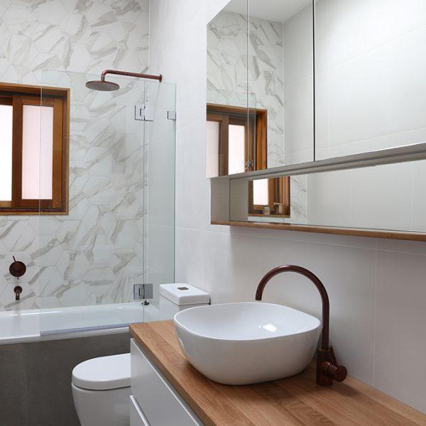 Bathroom design - Dulwich Hill
