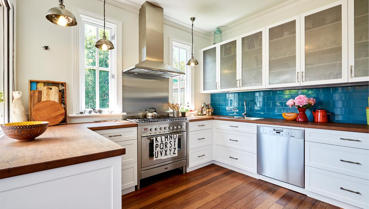 Balmain and Inner West Sydney kitchen Design