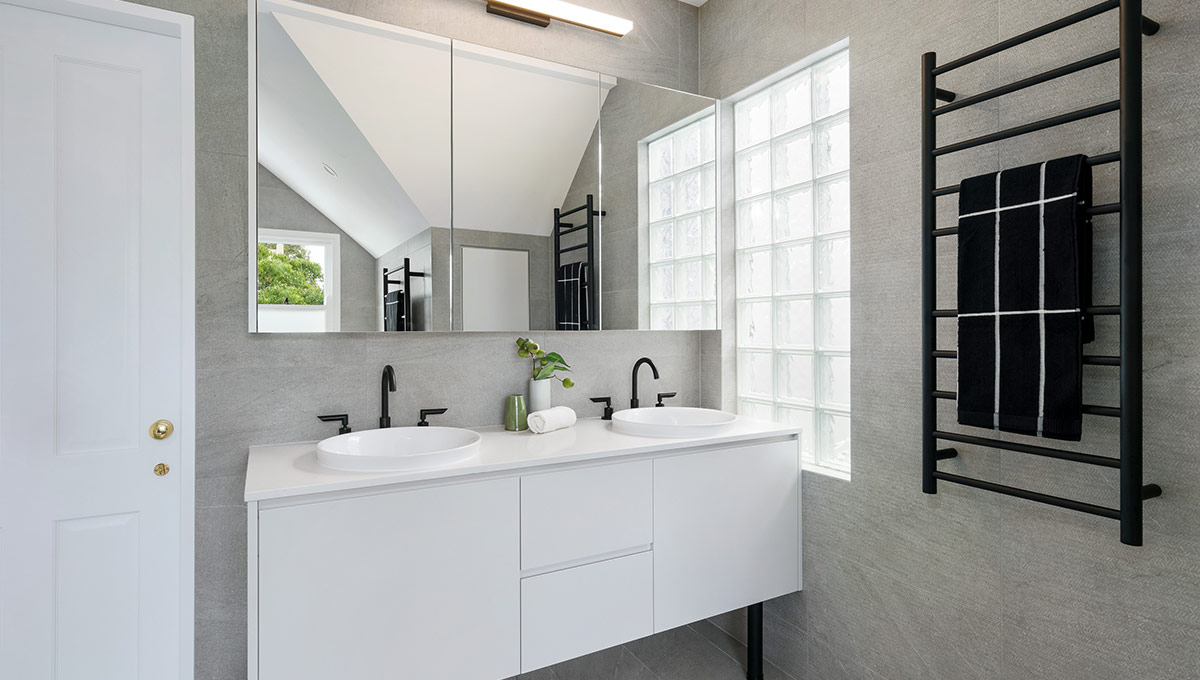 Balmain and Inner West Sydney bathroom Design
