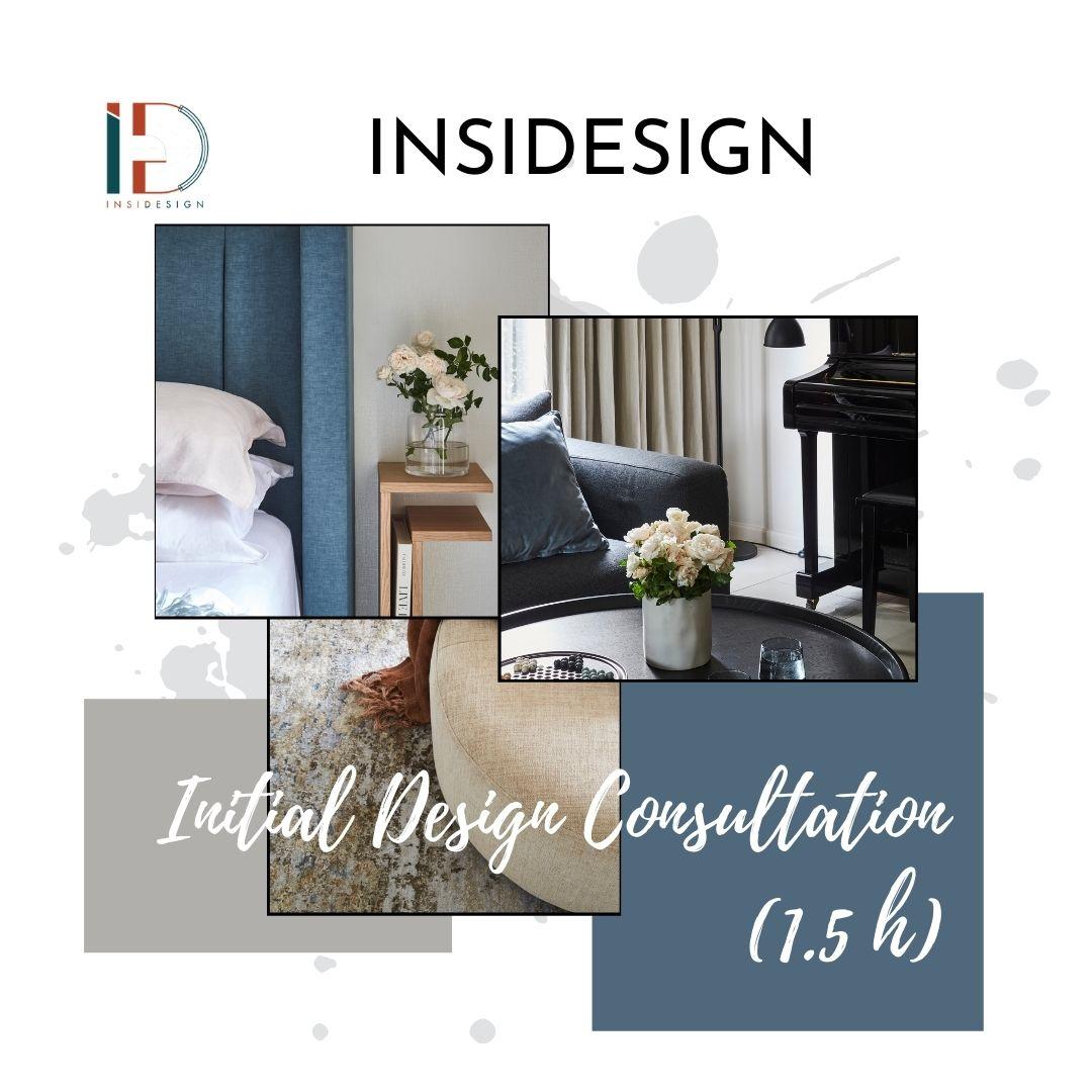 initial design consultancy book button